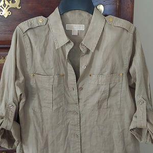 Michael Kors Safari Shirt